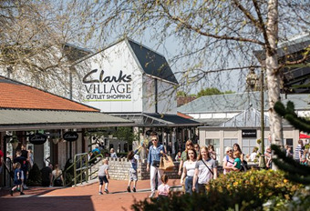 Residential Students, Trips |Clarks Village, Street (Shopping)